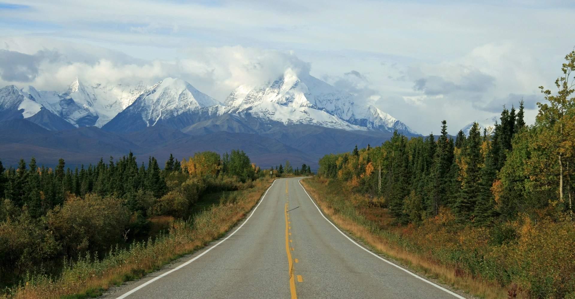 alaska-road
